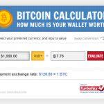 bitcoin exchange rate Dec 2017